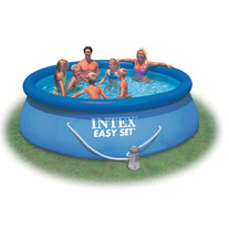 Бассейн надувной Intex Easy Set, 366х76 см.